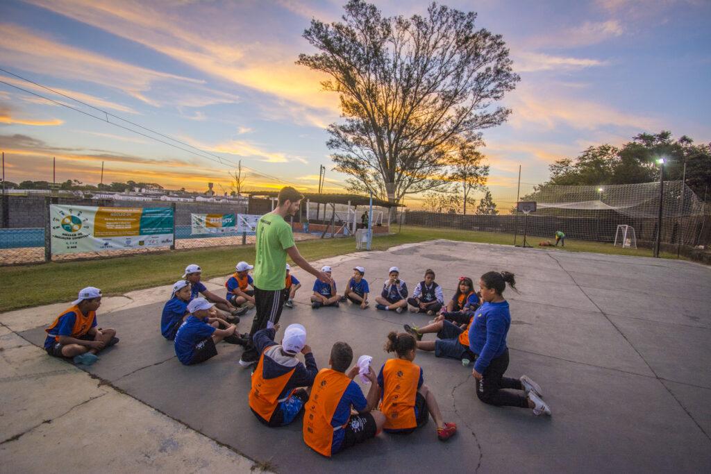 Duratex, Deca e o Ministério da Cidadania por meio da LIE através do Projeto Educando pelo Esporte se unem em prol da solidariedade em meio a pandemia do COVID-19